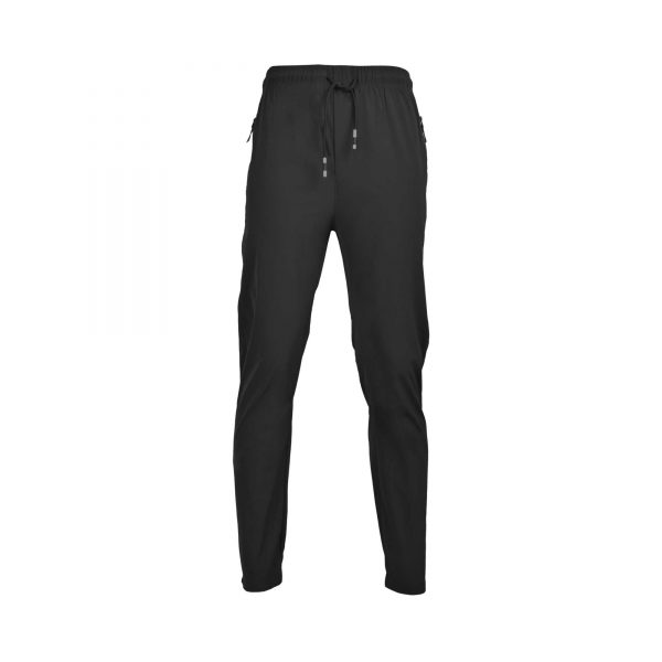 MENS SPORTS CASUAL RUNNING TRAINING LIGHT WEIGHT EARLY WINTERS MICRO TWILL TROUSER PANT APOLLO 93M350P – BLACK (4)
