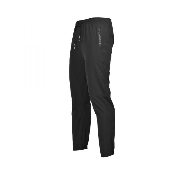 MENS SPORTS CASUAL RUNNING TRAINING LIGHT WEIGHT EARLY WINTERS MICRO TWILL TROUSER PANT APOLLO 93M350P – BLACK (5)