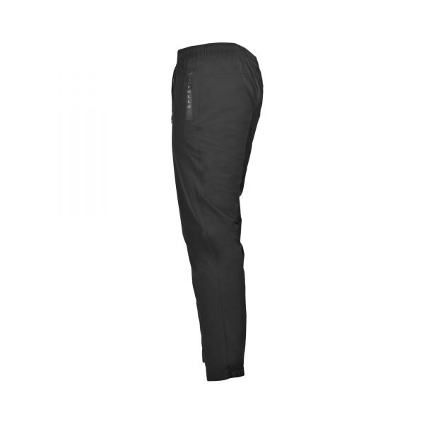 MENS SPORTS CASUAL RUNNING TRAINING LIGHT WEIGHT EARLY WINTERS MICRO TWILL TROUSER PANT APOLLO 93M350P – BLACK (6)