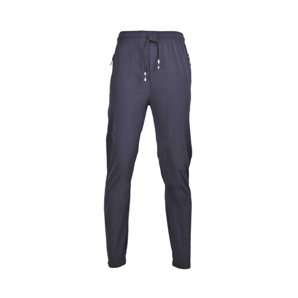 MENS SPORTS CASUAL RUNNING TRAINING LIGHT WEIGHT EARLY WINTERS MICRO TWILL TROUSER PANT APOLLO 93M350P – NAVY BLUE (3)