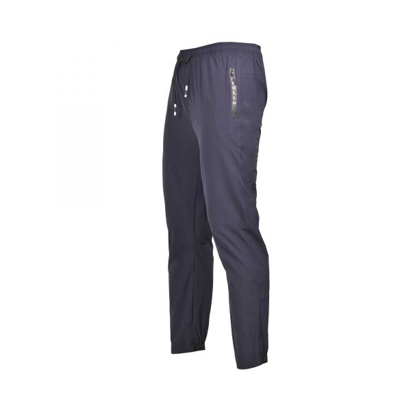 MENS SPORTS CASUAL RUNNING TRAINING LIGHT WEIGHT EARLY WINTERS MICRO TWILL TROUSER PANT APOLLO 93M350P – NAVY BLUE (4)