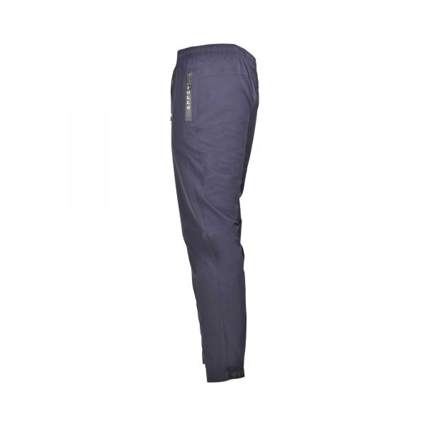 MENS SPORTS CASUAL RUNNING TRAINING LIGHT WEIGHT EARLY WINTERS MICRO TWILL TROUSER PANT APOLLO 93M350P – NAVY BLUE (5)