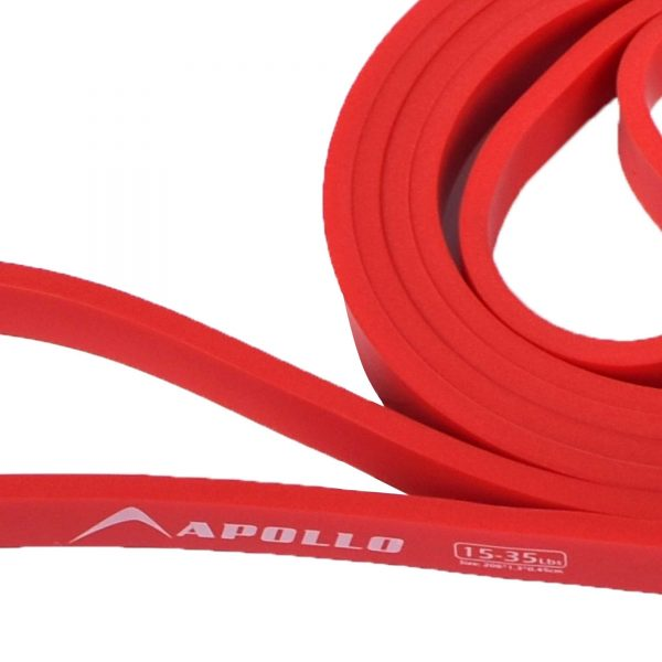 1PC LARGE HEAVY LOOP BAND GYM TRAINING RESISTANCE LOOPS APOLLO FALB23-13 (3)