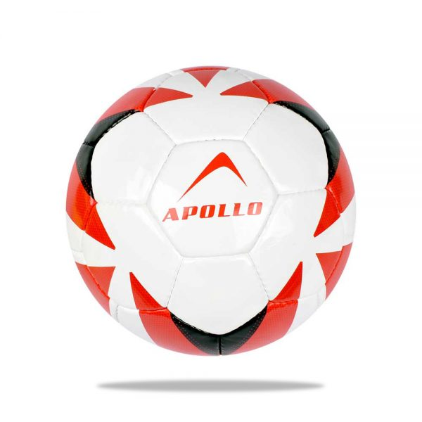 FOOTBALL HAND STITCH SOCCER MATCH BALL APOLLO 0FUMT5 (2)