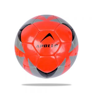 FOOTBALL HAND STITCH SOCCER MATCH BALL APOLLO 0FUMT5