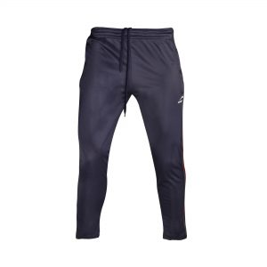 MENS SPORTS CASUAL RUNNING TRAINING TRICOT TRINDA TROUSER PANT WINTER 19 APOLLO 93M211 - NAVY BLUE