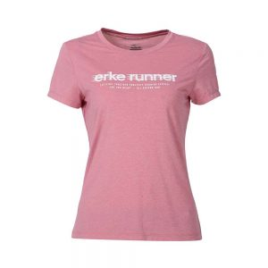 ERKE WOMENS CREW NECK T SHIRT RUNNING AND TRAINING TEE 12220291023