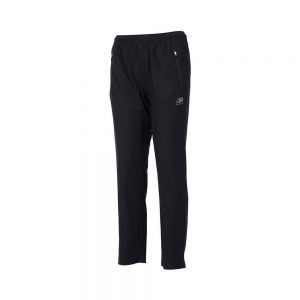 ERKE WOMENS SPORTS CROPPED PANT RUNNING TRAINING CASUAL TROUSER 12220153633 - BLACK